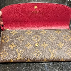 Louis Vuitton Other - Louis Vuitton EMILIE WALLET